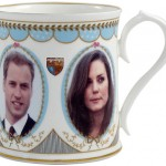 China mug with photo of Prince William