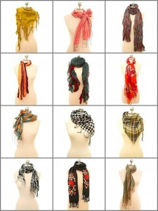12 Great Scarves