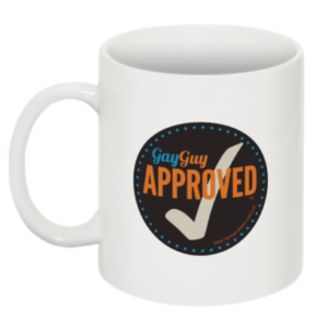 Gay Guy Approved Mug